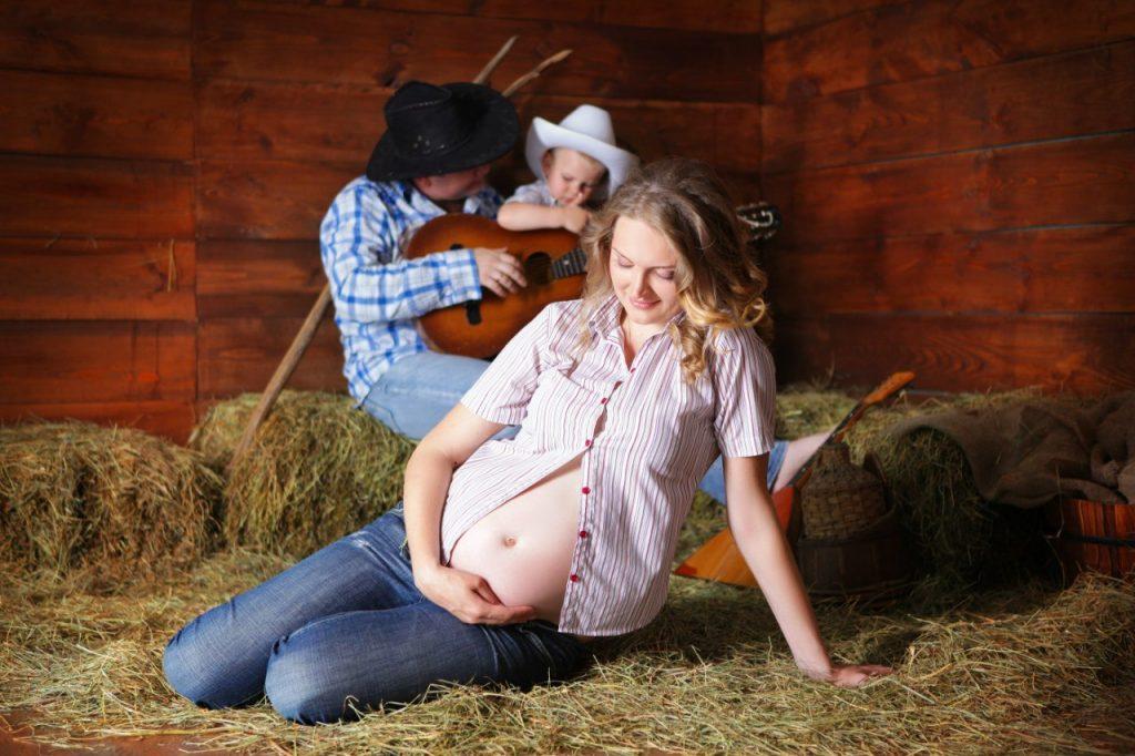 беременность алена попова