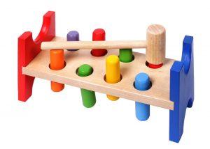игрушки с молоточками