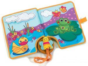 книжки для малышей до года